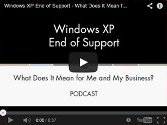 Windows XP EOS