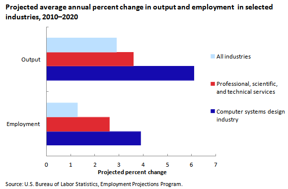 IT Labor Statistic